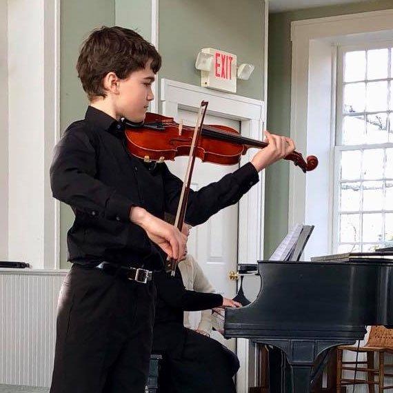 Suzuki Instruction | Community Music School
